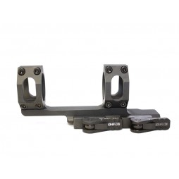 American Defense AD-RECON SCOPE MOUNT Black 34mm Tactical lever