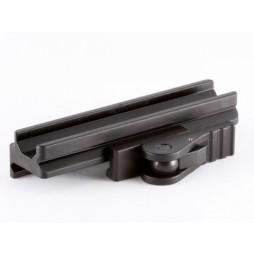 American Defense AD-B3 MODULAR BASE Black Tac Lever