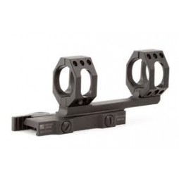 American Defense AD-RECON SCOPE MOUNT Black 30mm Tactical lever