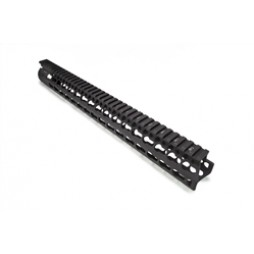"BCM GUNFIGHTER KMR Alpha 5.56 15"" Black Rail"