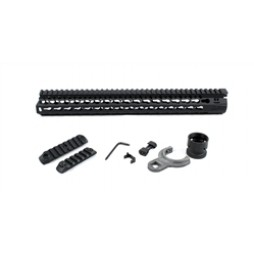 "BCM GUNFIGHTER KEYMOD 5.56 15"" Black Rail"