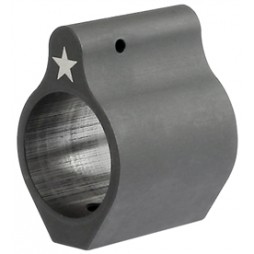 BCM Low Profile Gas Block (steel with set screws) .750 Barrel