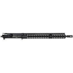 "BCM 16"" Mid Length Enhanced Light Weight Fluted Complete Upper Receiver w/ KMR 15"" Handguard"