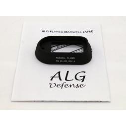 ALG Defense Glock Flared Magwell by Geissele (Black)