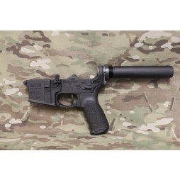 BCM Complete Pistol Lower Receiver 5.56