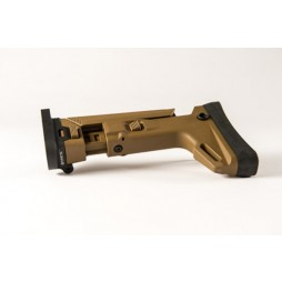 Kinetic Scar SAS Adaptable Stock Kit Magpul Brown