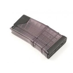 Lancer Systems L5AWM 20rd Mag - Translucent Smoke ar-15