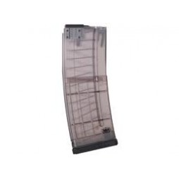 Lancer Systems L5 AWM Advanced Warfighter Magazine AR-15 223 Remington 30-Round Polymer Translucent Smoke