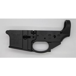 Trading Place Indoor Gun Range Custom Forged Stripped Lower