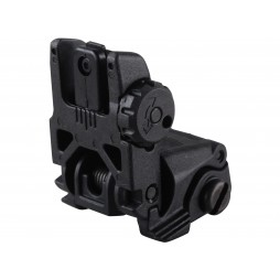 MagPul MBUS Gen 2 Flip-Up Rear Sight AR-15 Black