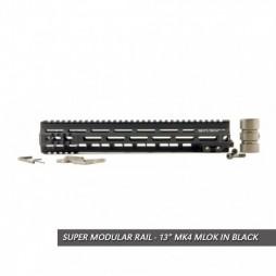 "Geissele 13"" Super Modular Rail MLOK MK4 BLK"
