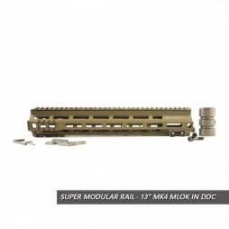 "Geissele 13"" Super Modular Rail MLOK MK4 DDC"
