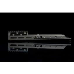 "Kinetic SCAR MREX- MLOK 6.5"" Kit Black"