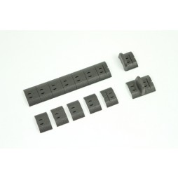 Noveske NSR Polymer Panel Set Black