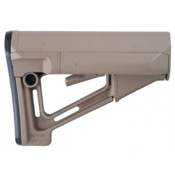 MagPul Stock STR Collapsible AR-15 Carbine Synthetic FDE Commercial